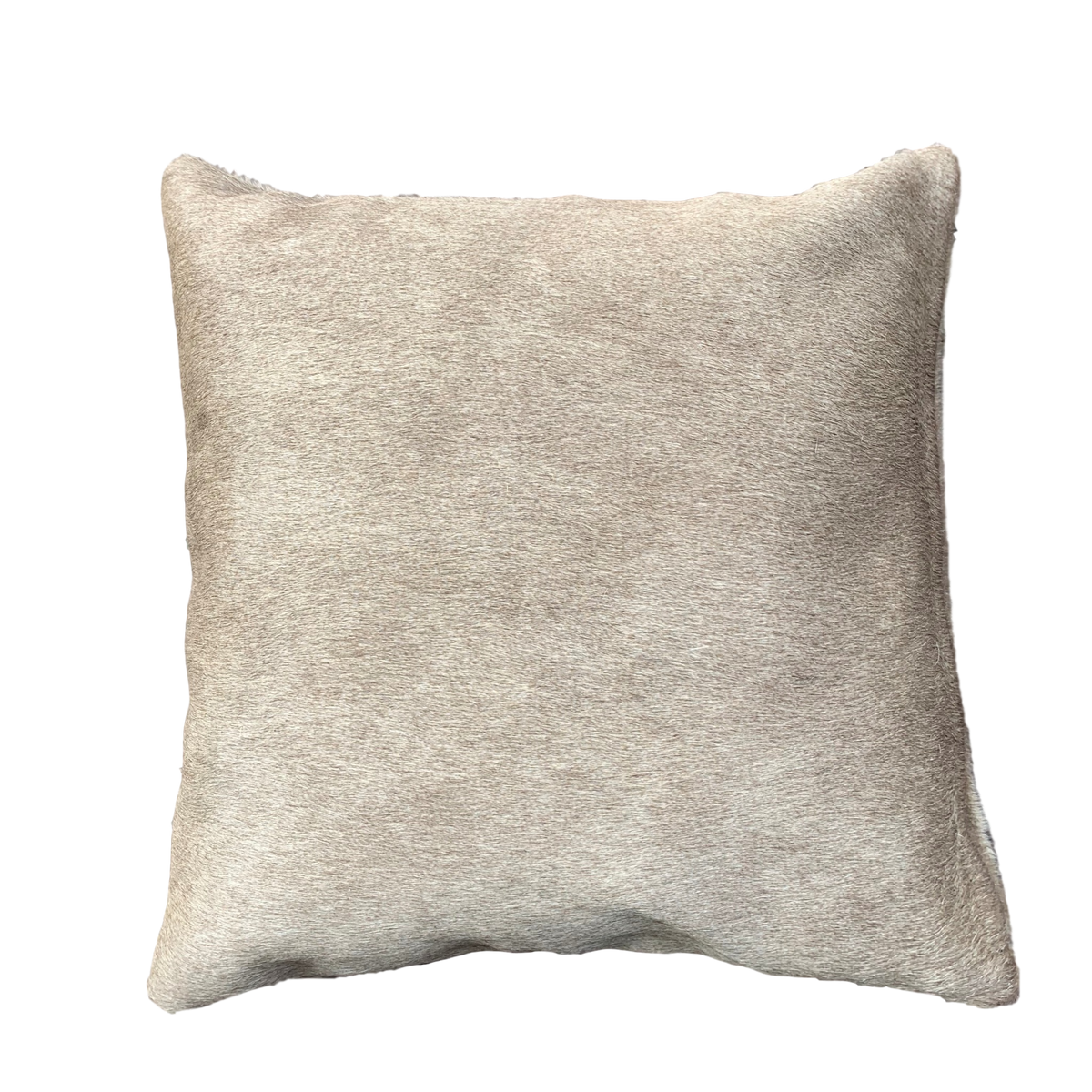 COWHIDE CUSHION | CHAMPAGNE - IZEL DESIGNS