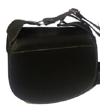 Load image into Gallery viewer, Black Carriel Paisa Bag