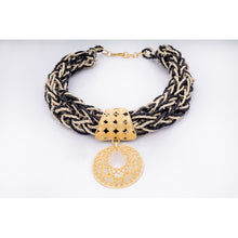 Load image into Gallery viewer, Gold Threads Necklace