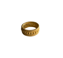 Load image into Gallery viewer, Carved Itza Ring