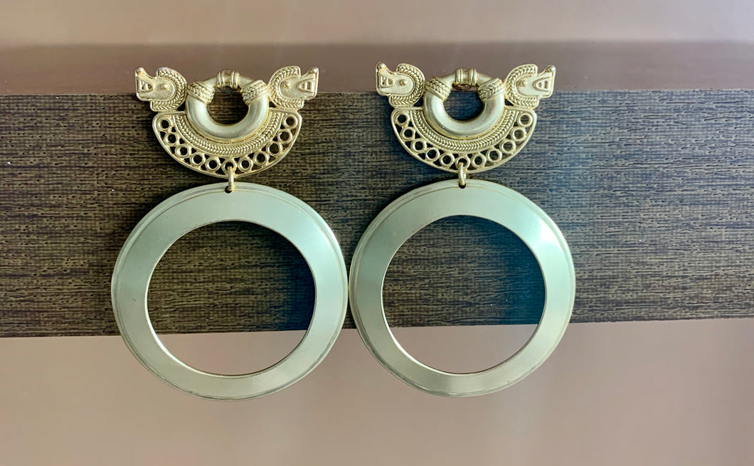 Wayra Hoop Earrings