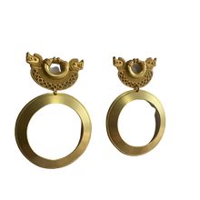 Load image into Gallery viewer, Wayra Hoop Earrings