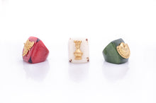 Load image into Gallery viewer, Cacique Ring Tagua