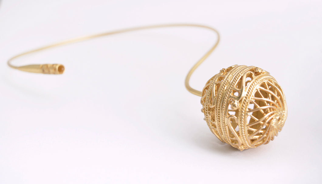 BIRD´S NEST NECKLACE