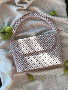Pearl Waterfall Bag