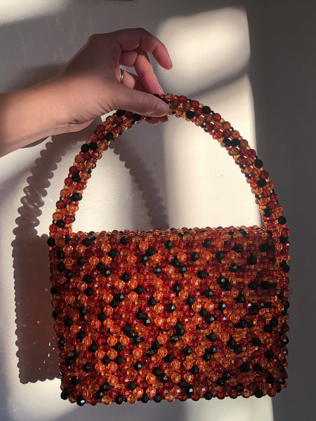 Tortoise Waterfall Bag