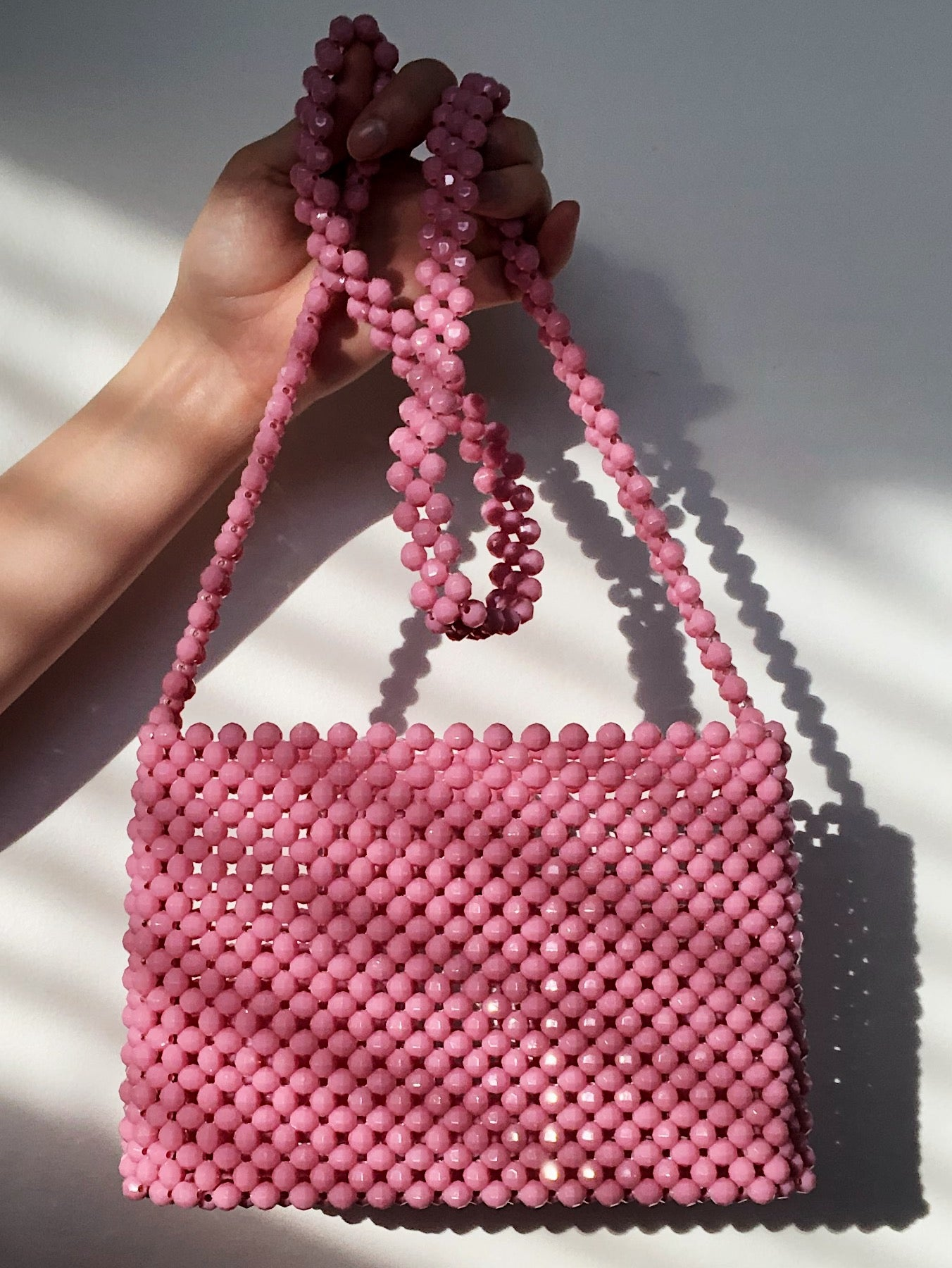 Mauve River Bag