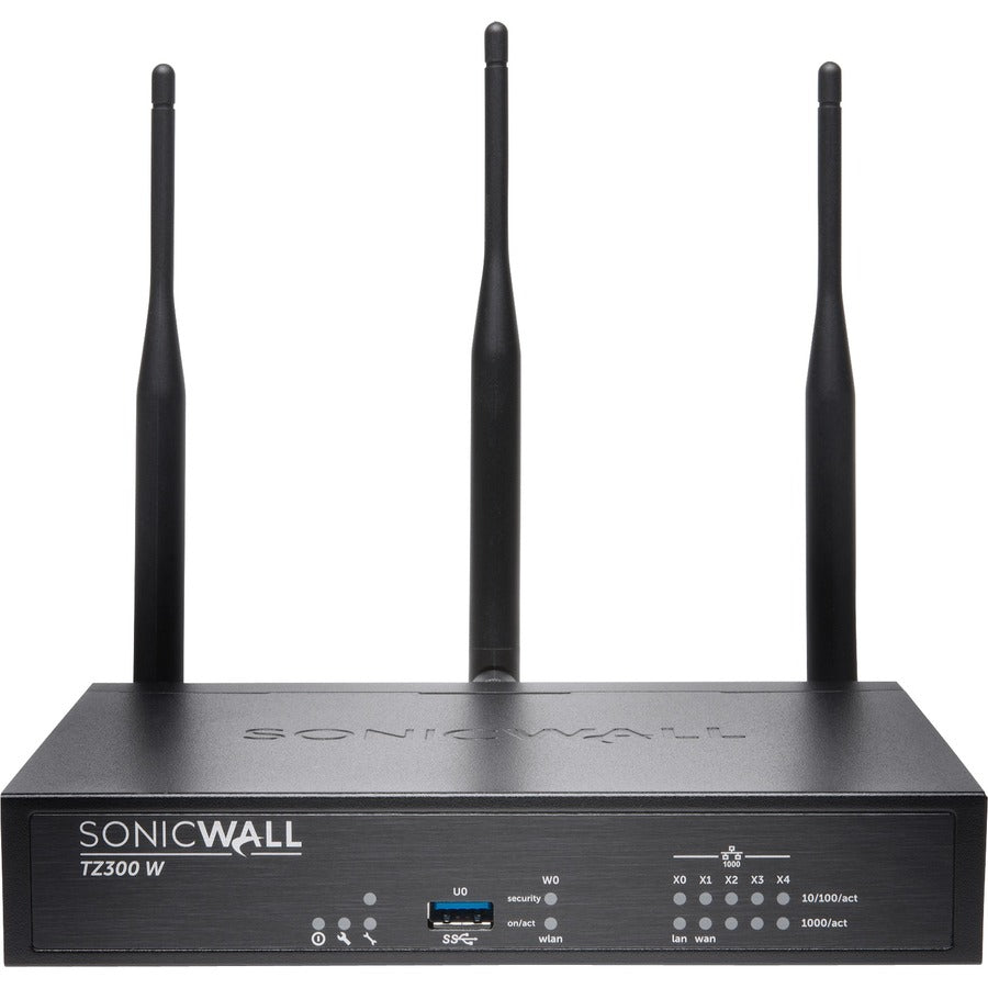 SONICWALL TZ300 WIRELESS-AC SECURE UPGRADE PLUS 2YR