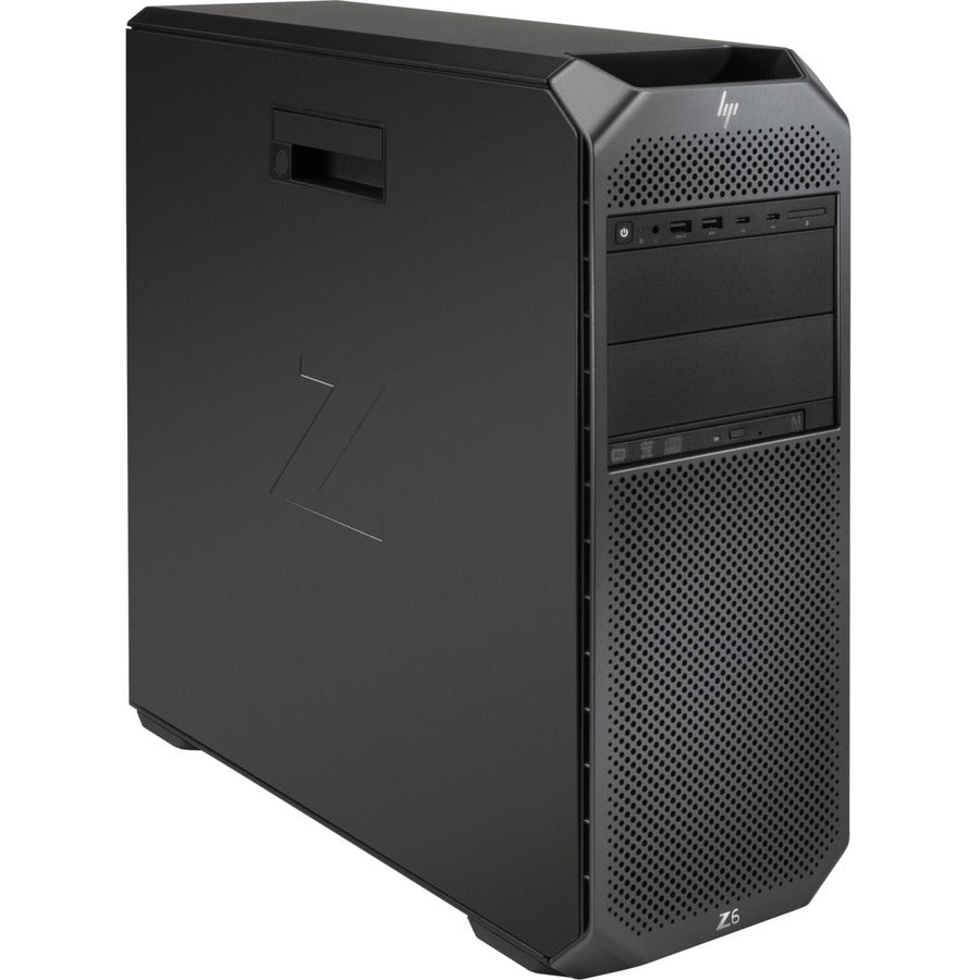 HP Z6 G4 Workstation - Xeon Silver 4114 - 8 GB RAM - Mini-tower - Black
