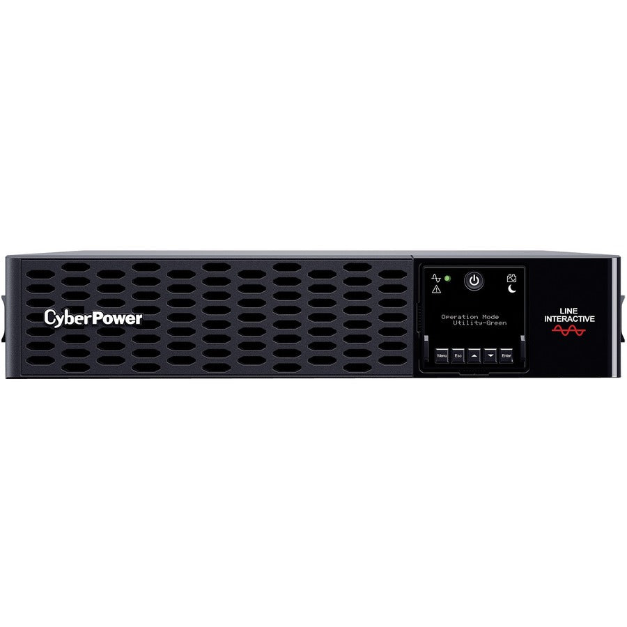 CyberPower Smart App Sinewave PR3000RTXL2UHVAN 3KVA Tower/Rack Convertible UPS