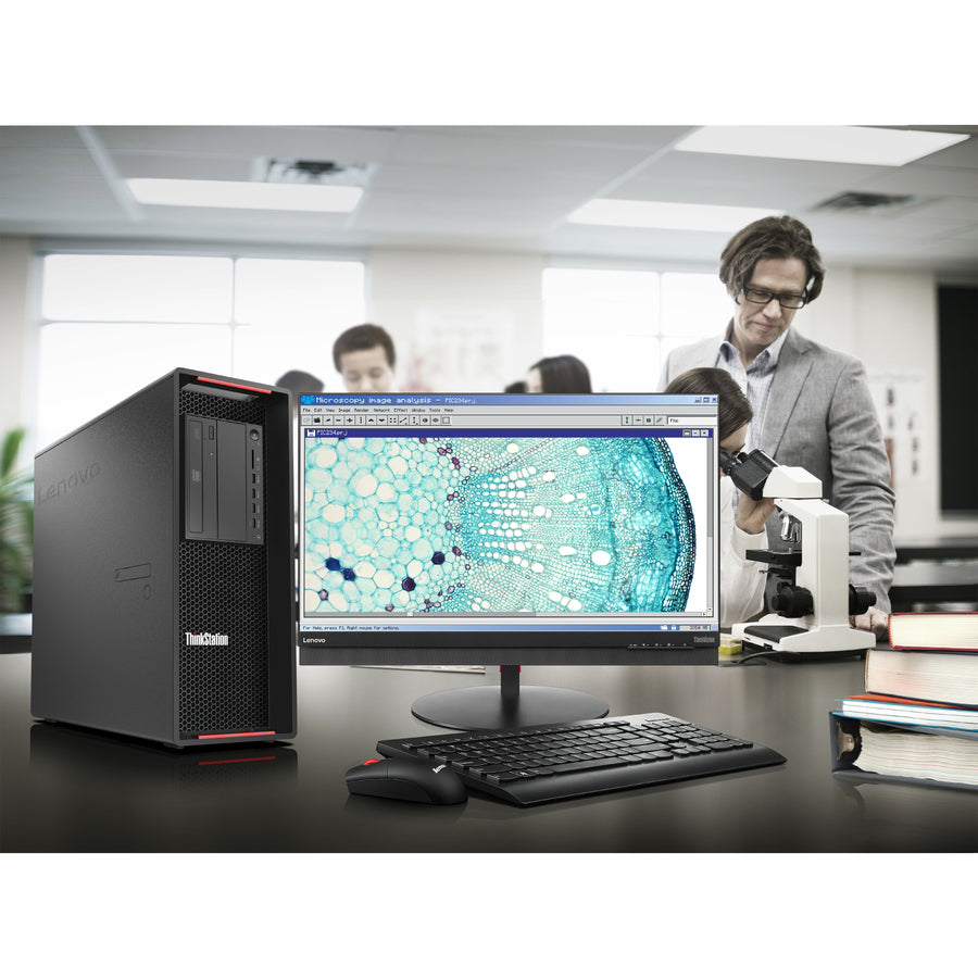 Lenovo ThinkStation P720 30BA00DLUS Workstation - 1 x Xeon Silver 4216 - 16 GB RAM - 512 GB SSD