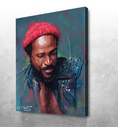 "Let's Get It On ""Marvin Gaye"" - El'Cesart"