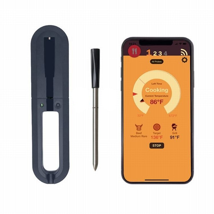 2 Wireless Meat Thermometer