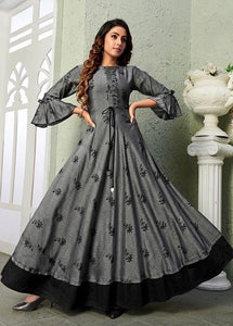 Latest Designer Long Gowns for Women Trending in (2020)
