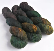 Load image into Gallery viewer, Mutiny on Superwash Merino/Yak/Nylon sock yarn.