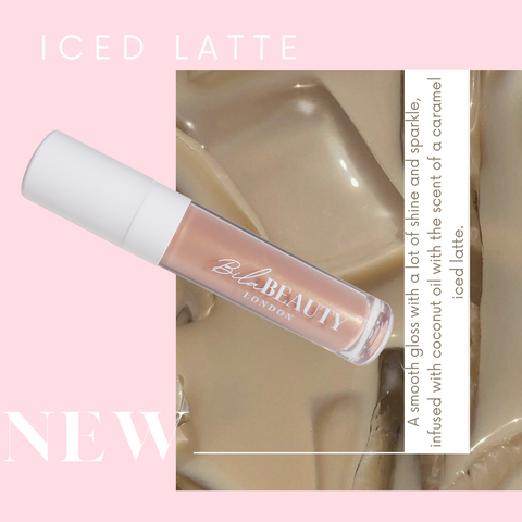 Iced Latte Lipgloss