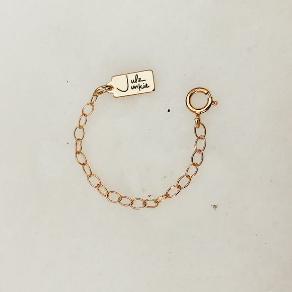 Dainty Extender chain add-on