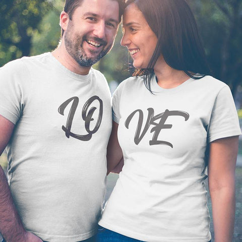 Love Couple T-Shirts! – Couple T-Shirts Online