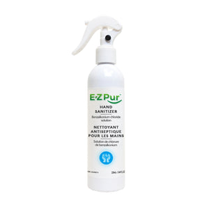 EZ Pur 220ml Sanitizer Spray