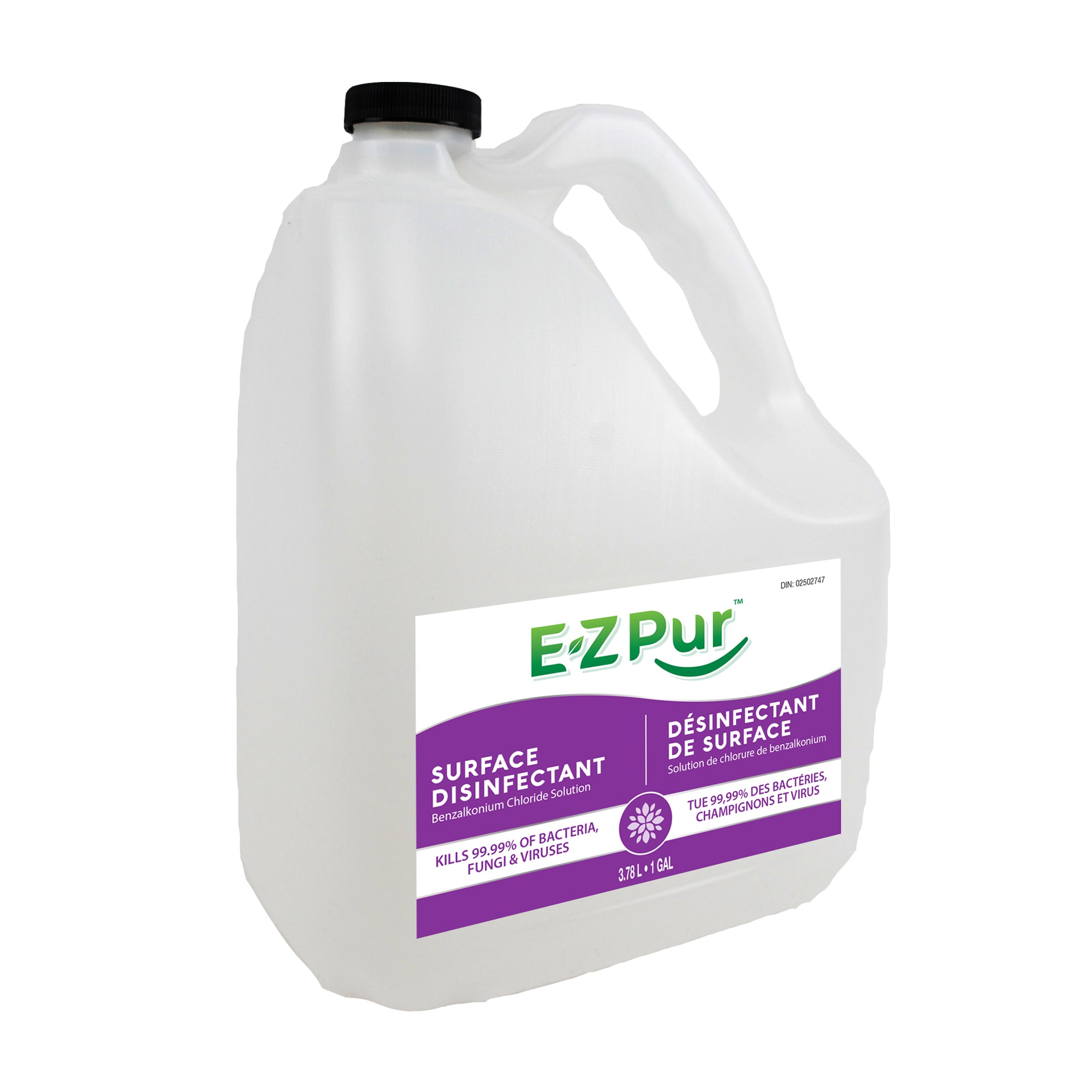 EZ Pur 1 Gallon Surface Disinfectant