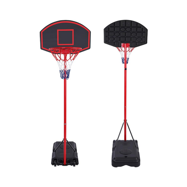MiniHoopers Adjustable Basketball Rack