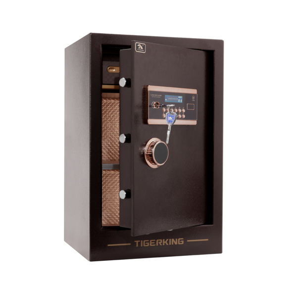 "TigerKing ""Nuke-Proof"" Digital Safe Box"