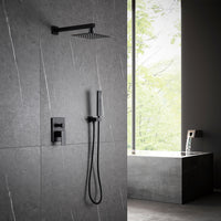 RBROHANT Rainfall Shower System