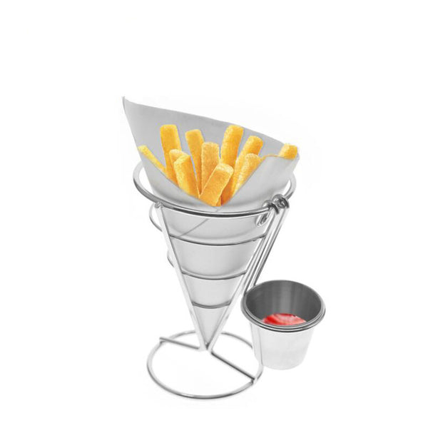Stainless Steel French Fries Stand
