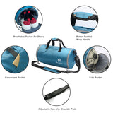 Runpilot Waterproof Gym Duffel