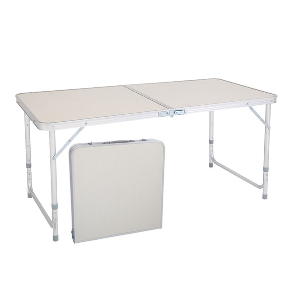 """BackBreaker"" Portable Folding Table"