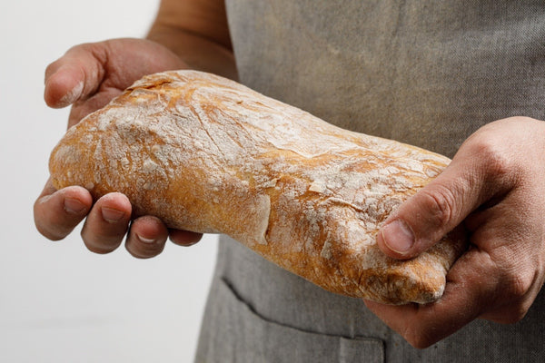 Whole Wheat Ciabatta