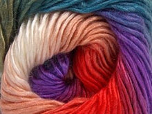 Load image into Gallery viewer, Rainbow Yarn Skein