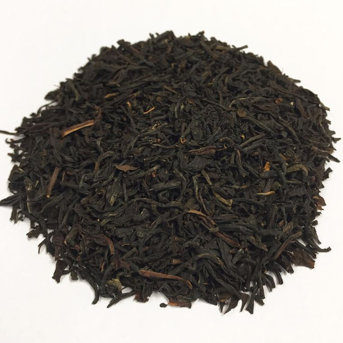 Loose leaf tea including: Black teas from India, Vietnam, Kenya, China and Indonesia.