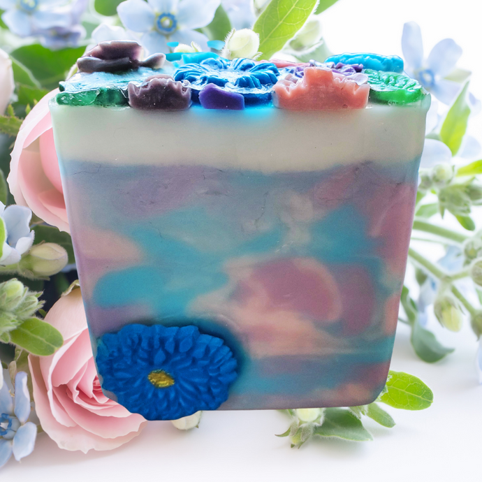 Mother's Day Bouquet Bar Soap