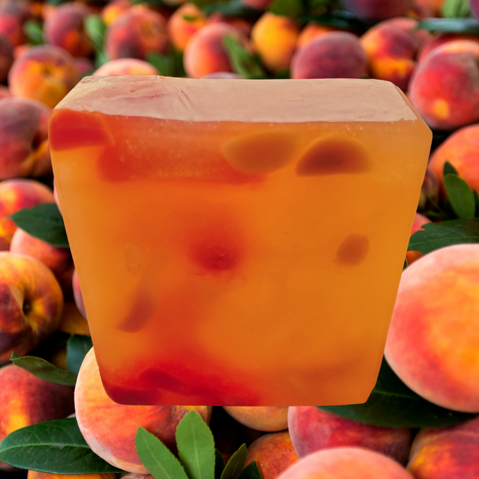 Peach Bellini Bar Soap