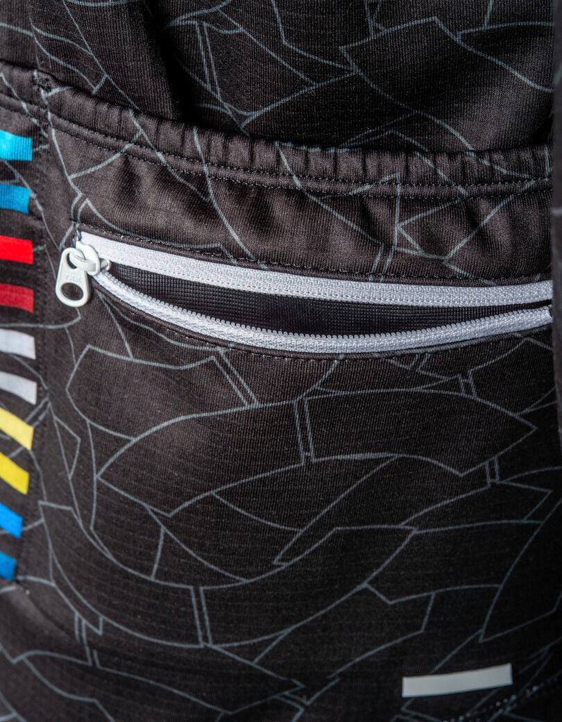 Multicolore Cycling Jacket (5939000508608)