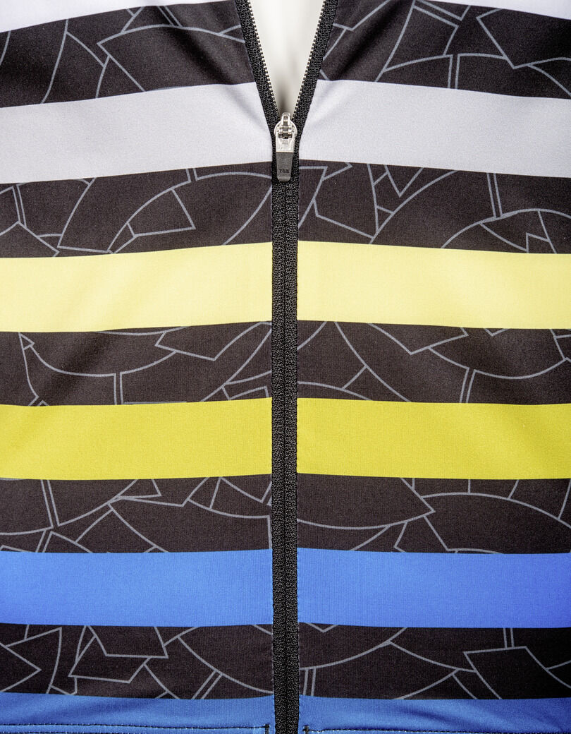 Multicolore Cycling Jersey (5939000803520)