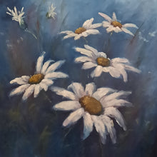 "Load image into Gallery viewer, ""Daisies"" by Karen Wilson"