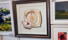 Load image into Gallery viewer, Magnolia , Vintage plate