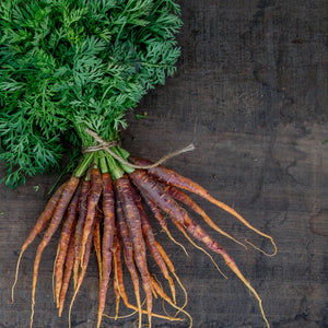 Carrots Purple (500g)