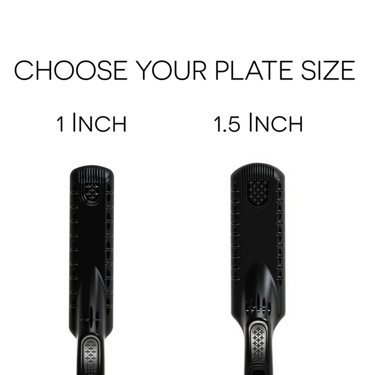 Select Your Plate Size