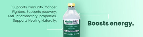 Haelan boosts energy
