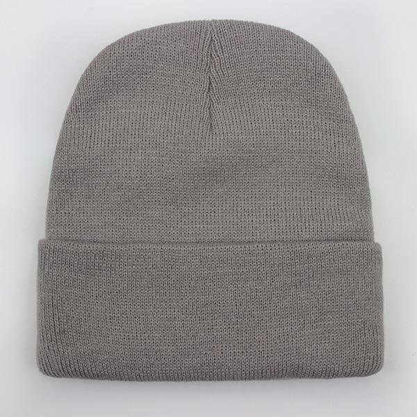 Solid Unisex Beanie Colors - AthleisuRE