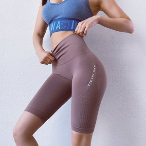 Revival High Waist Leggings and Shorts