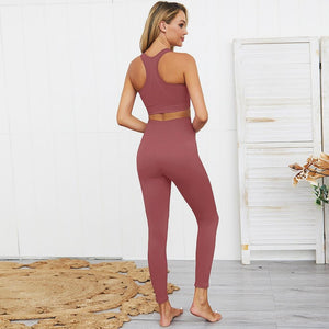 Seamless Hyperflex Workout Set (Separates as well) - AthleisuRE