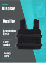 Load image into Gallery viewer, 30KG Loading Weight Vest - AthleisuRE