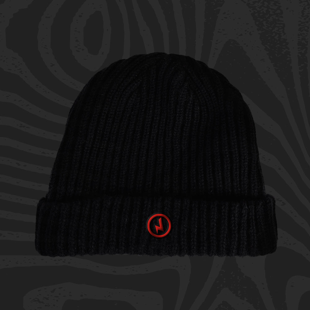 Jimmy's Embroidered Trawler Beanie