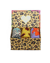 Load image into Gallery viewer, Ladies Sock Gift Box - Blooming Jungle