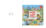 Load image into Gallery viewer, Pop Art 1000 Piece Jigsaw Puzzle