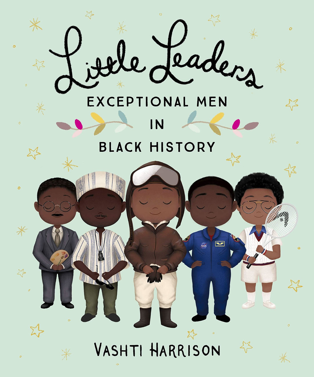 Exceptional Men In Black History Book ( HB )